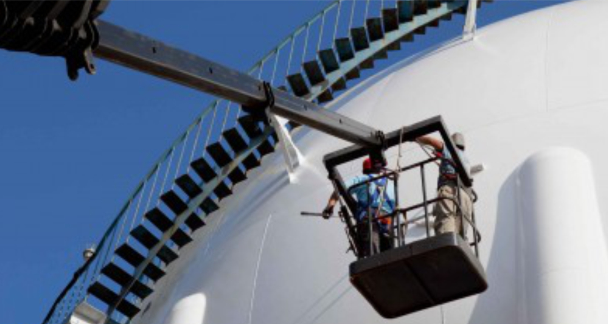 COMMERCIAL INDUSTRIAL PAINTING